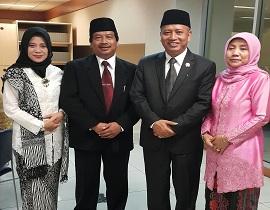 Prof Jamal dan Kementerian
