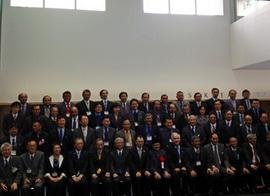 Japan-Indonesia Rectors' Converence , Jepang Nov 2012